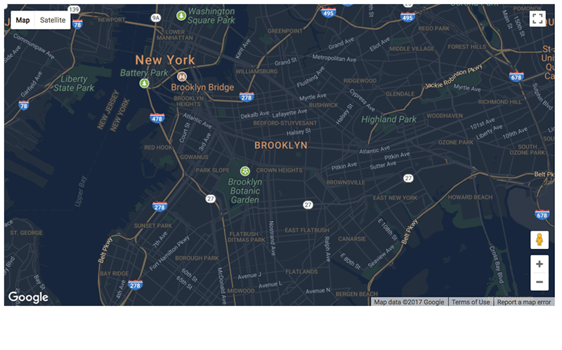 Visualization on the Web Tutorials - Maps on